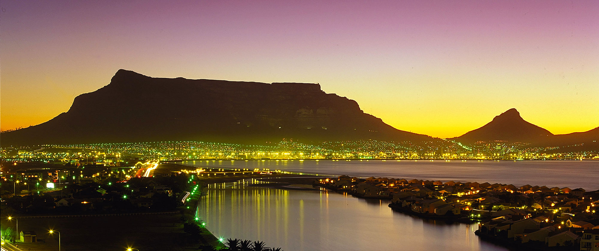 Dherosouthafricacapetowntablemountainnights - Table mountain hotel cape town