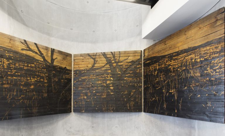 Lunchtime Tour: Michele Mathison, Scorched Earth
