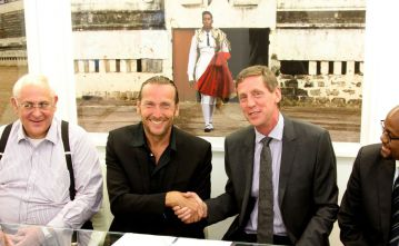 V&A Waterfront partners with Jochen Zeitz to create Africa's first major Museum of Contemporary Art