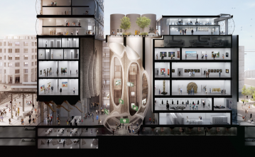 Re-Imagining History: V&A Waterfront unveils Architectural Plans by Heatherwick Studio for the Historic Grain Silo Complex