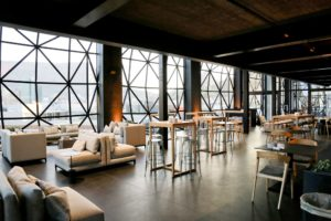 View of Food on level 6 of Zeitz MOCAA. Image courtesy of Monique Smiles Photography.