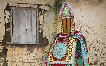 Egungun Masquerade VII