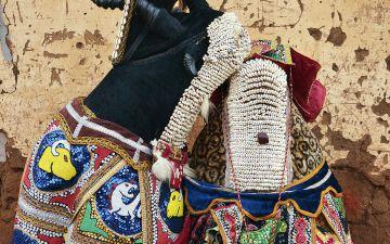 Egungun Masquerade VI