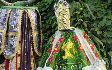 Egungun Masquerade XII