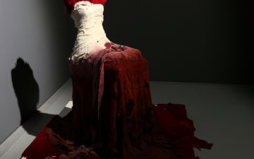 Untitled (Dress from Moyo)
