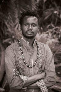 Admire Kamudzengerere, Five Bhobh, Painting, Zimbabwe