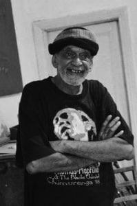Rashid Jogee, Five Bhobh, Zimbabwe, Abstract Painting