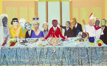 Zeitz MOCAA launches exhibition of contemporary painting from Zimbabwe, Five Bhobh