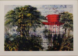 Berry Bickle The Victorian I Five Bhobh Zimbabwe Painting Zeitz MOCAA
