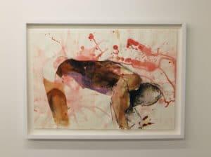 Gillian Rosselli Painting Five Bhobh Zimbabwe Zeitz MOCAA