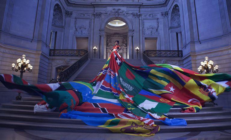 LGBTQI+ Futures: The Rainbow Dress