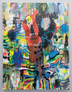 Misheck Masamvu Painting Five Bhobh Zimbabwe Zeitz MOCAA