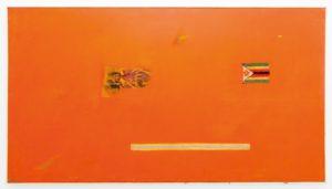 Rashid Jogee Painting Five Bhobh Zimbabwe Zeitz MOCAA