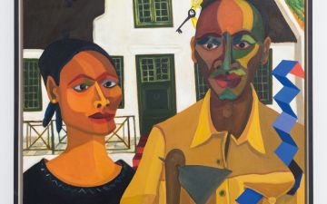 The New Farmer and His Wife