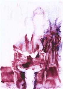 Human Nature Ruby Swinney Zeitz MOCAA Painting Echo I