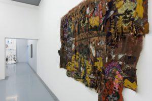 Five Bhobh Painting Installation View Zimbabwe Tawanda Reza Zeitz MOCAA