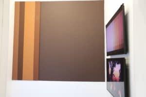 Five Bhobh Painting Installation View Zimbabwe Zeitz MOCAA