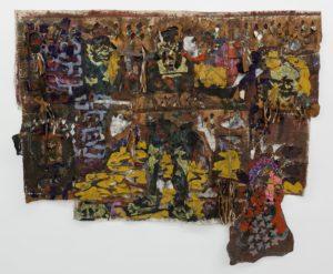 Tawanda Reza Five Bhobh Painting Zimbabwe Zeitz MOCAA