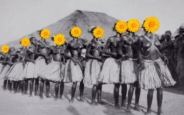 La jeune Fille a la Fleur (Flowers IV)