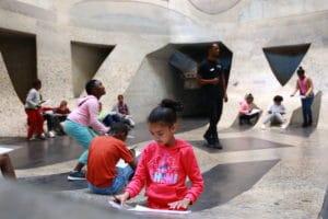 Children's Tour Lalela Collaborate Centre for Art Education Zeitz MOCAA