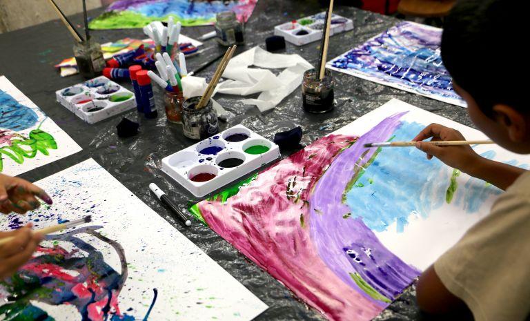 Africa Wednesday – Open Studio for Families