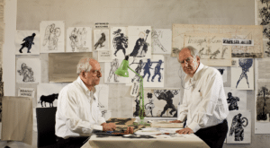 William Kentridge Zeitz Mocaa Norval Foundation Why Should I Hesitate?Putting Drawings To Work Sculpture Exhibition
