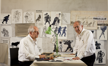 Two of South Africa's leading Art institutions to host largest William Kentridge exhibition in Africa