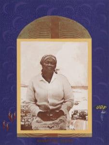Zeitz MOCAA Artist Sue Williamson Albertina Sisulu Few South Africans series The Goodman Gallery.