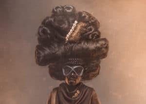 Osborne Macharia. Kipipiri 4: Chep. 2017. Chromogenic colour print. 120 x 150 cm.
