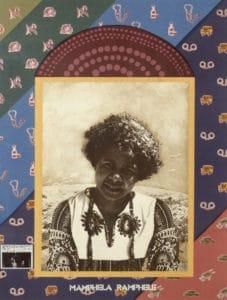Sue Williamson. Mamphela Ramphele Zeitz MOCAA A Few South Africans The Goodman Gallery.