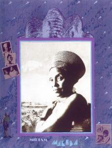 Sue Williamson. Miriam Makeba Zeitz MOCAA A Few South Africans The Goodman Gallery.