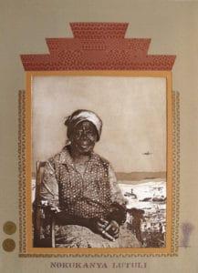 Zeitz MOCAA Artist: Sue Williamson. Nokukanya Lutuli A Few South Africans The Goodman Gallery.