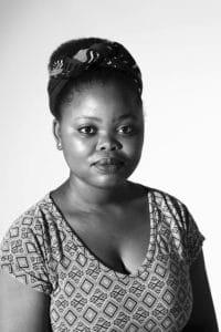 Portrait of Nobukho Nqaba