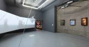 Installation view of Chapter 2 of the exhibition, Still here tomorrow to high five you yesterday...