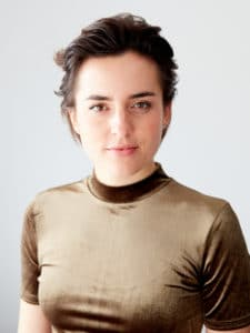 Portrait of Caitlin Warther