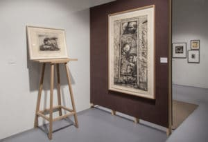 Installation View Casspirs Full of Love Why Should I Hesitate: Putting Drawings to Work William Kentridge Zeitz Mocaa Drawing Fine Art