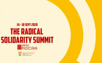 Zeitz MOCAA gathers global artists, activists and thinkers online for The Radical Solidarity Summit